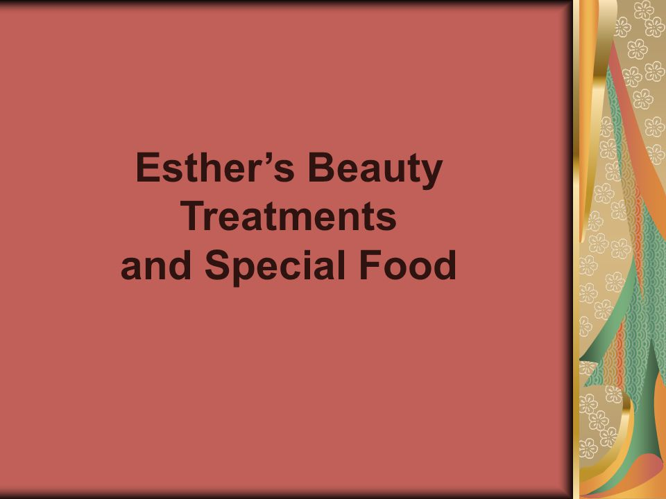 Esther's Beauty Treatments