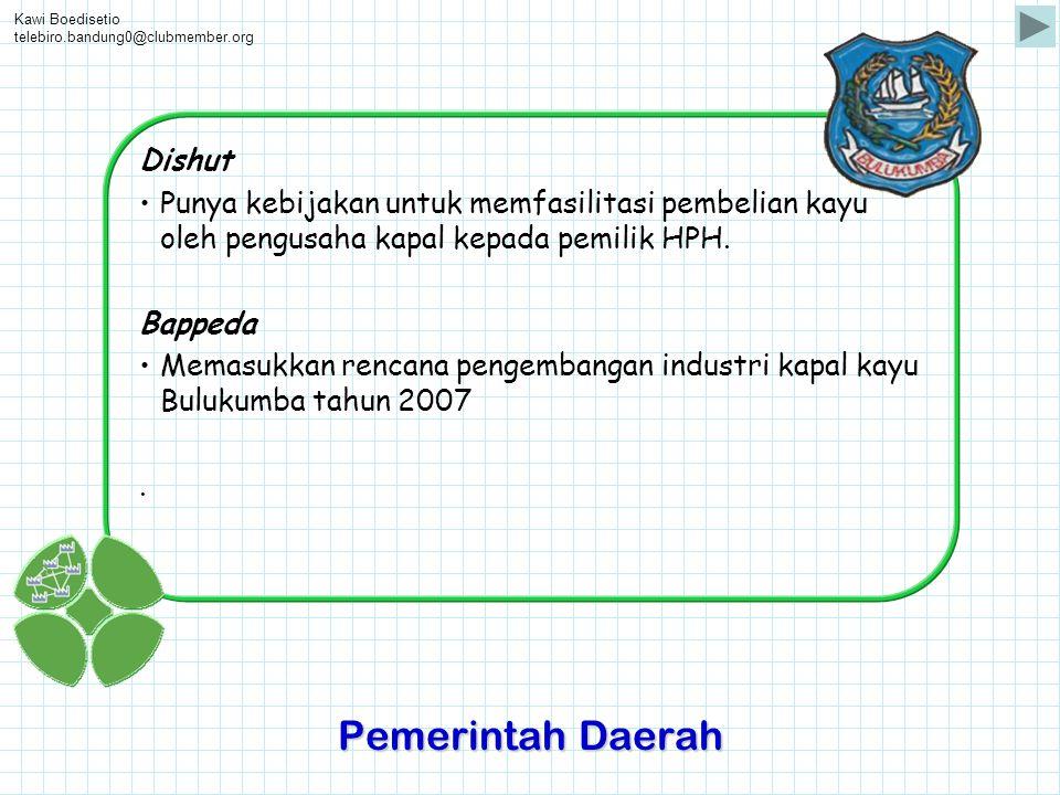 Pemerintah Daerah Dishut