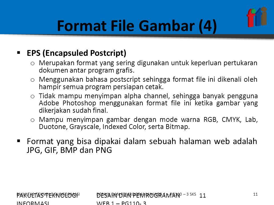 Format File Gambar (4) EPS (Encapsuled Postcript)