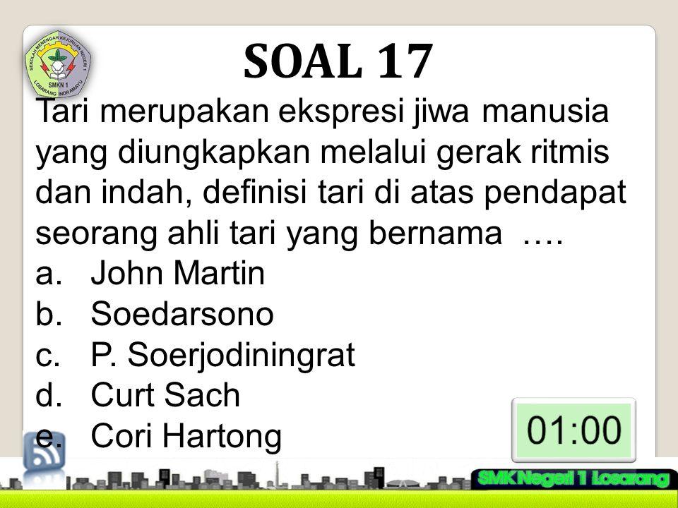 SOAL 17