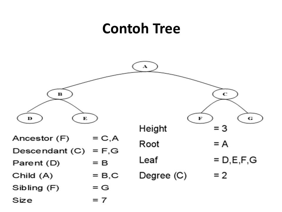 Contoh Tree