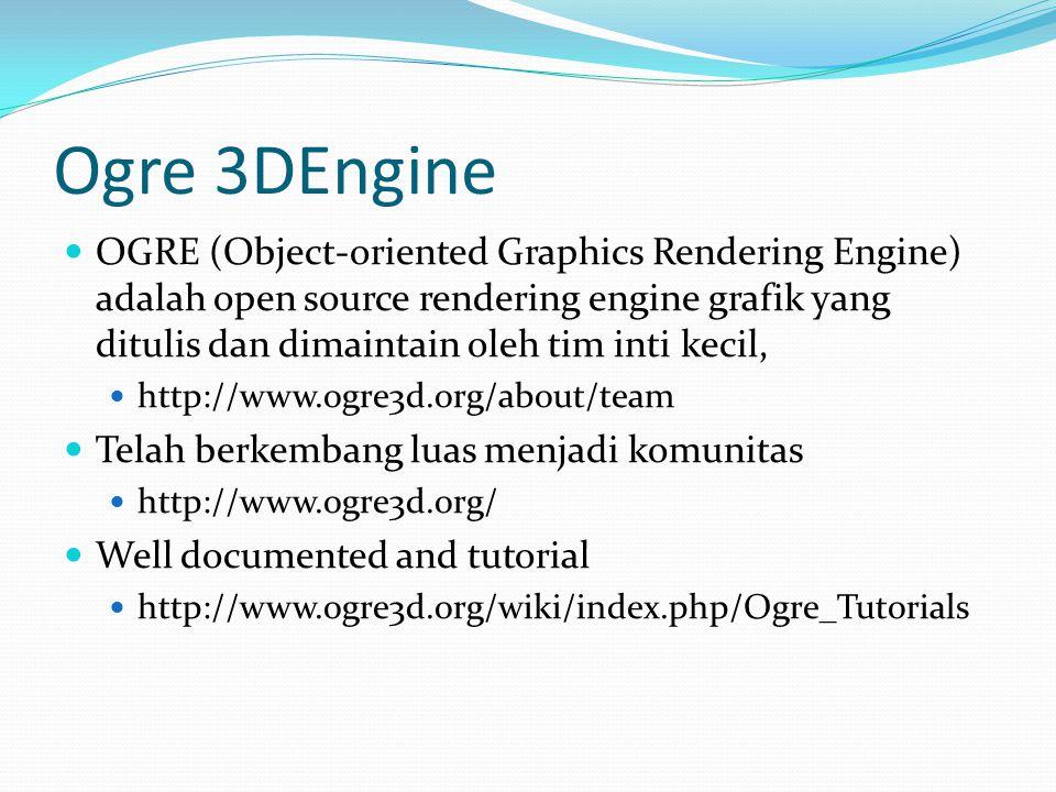 Ogre 3DEngine