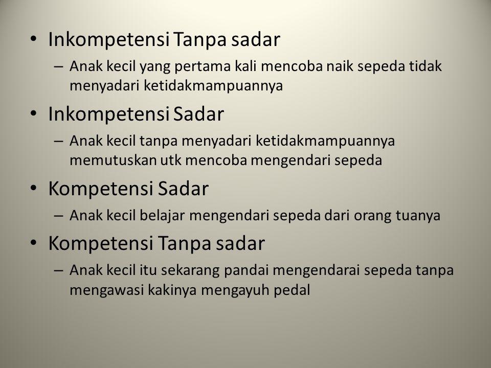 Inkompetensi Tanpa sadar