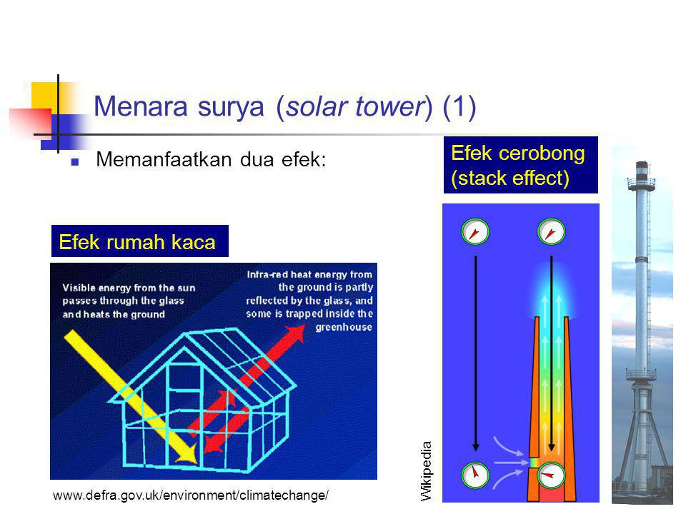 Menara surya (solar tower) (1)