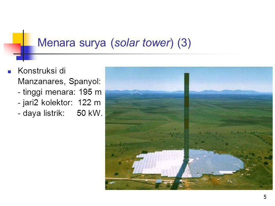Menara surya (solar tower) (3)