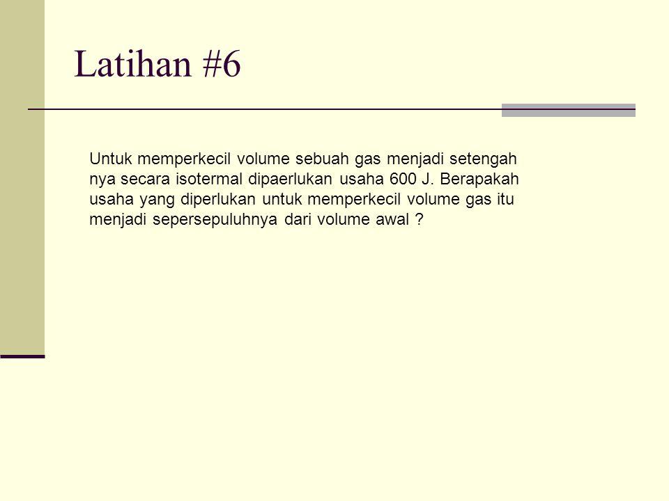 Latihan #6