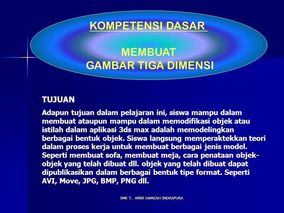 SMK T. AMIR HAMZAH INDRAPURA