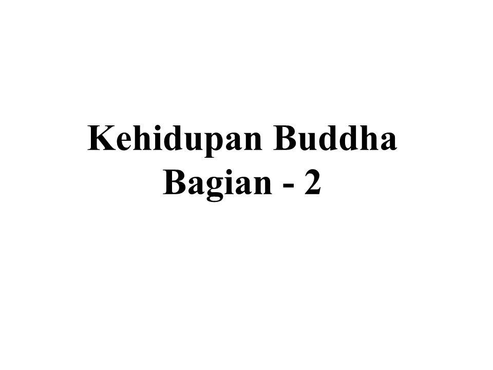 Kehidupan Buddha Bagian - 2