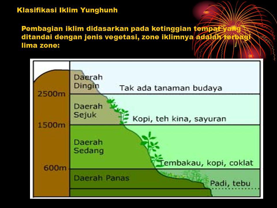 Klasifikasi Iklim Yunghunh