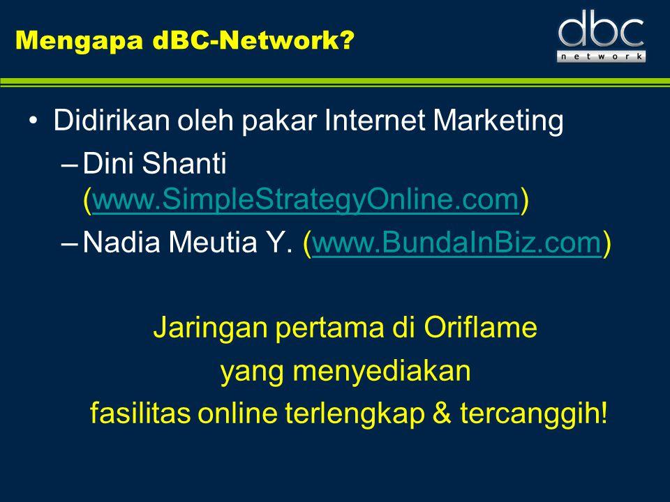 Didirikan oleh pakar Internet Marketing