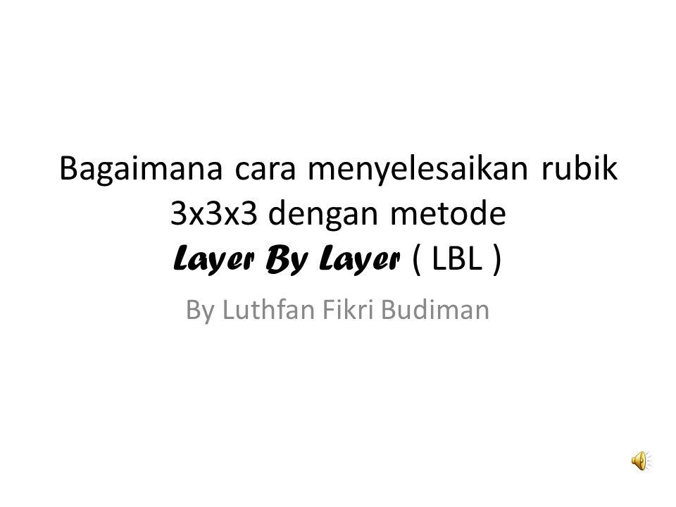 By Luthfan Fikri Budiman