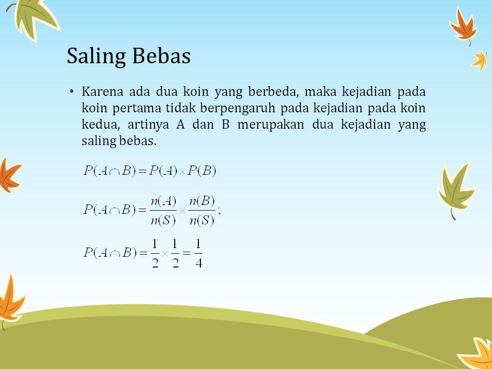 Saling Bebas