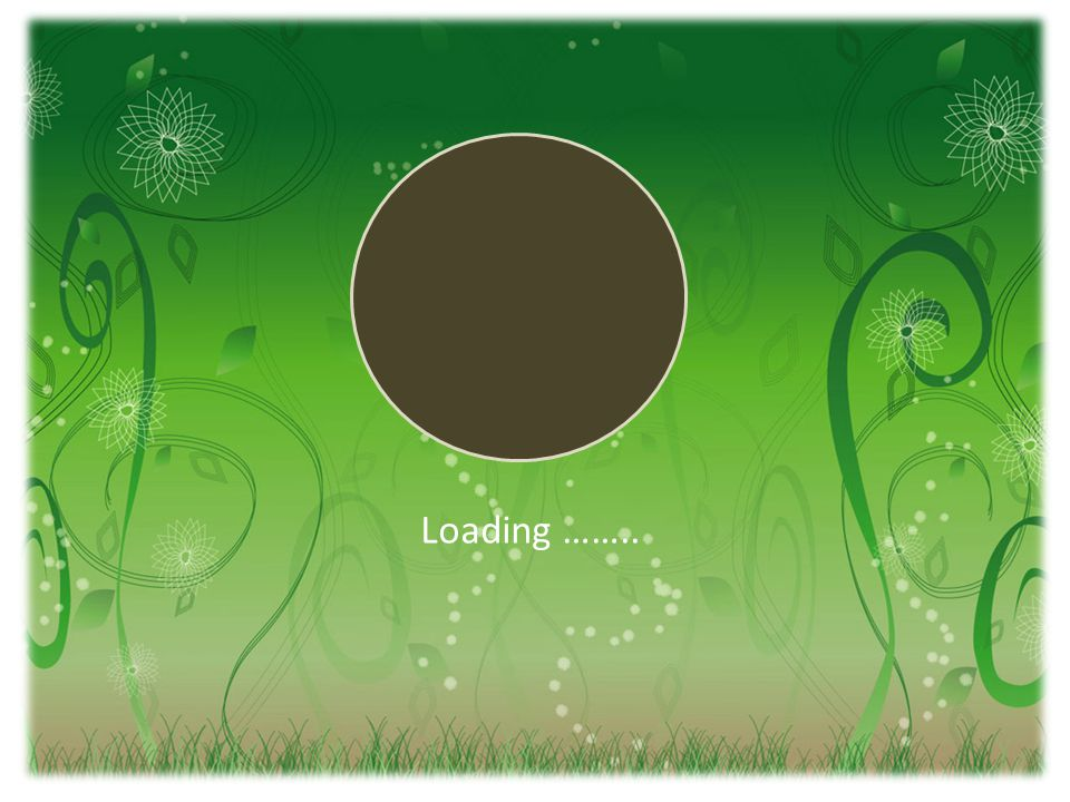 Loading ……..