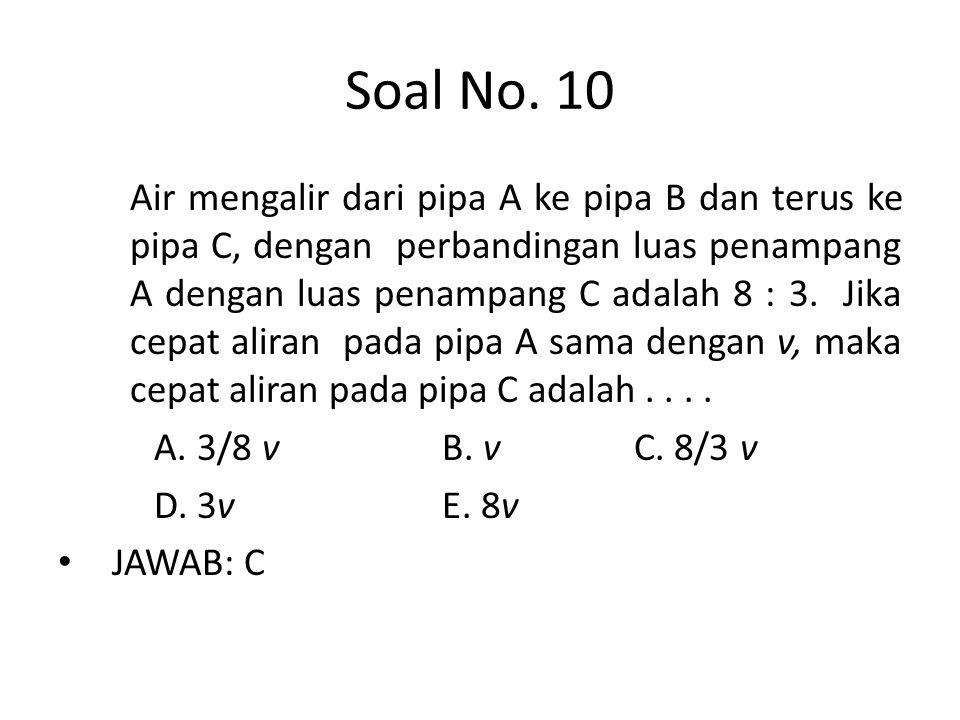Soal No. 10