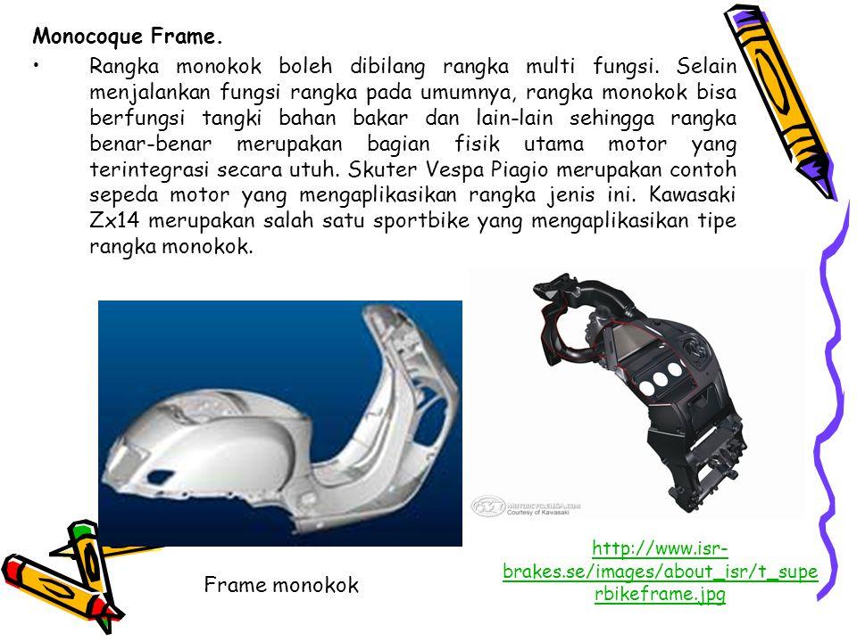 Monocoque Frame.