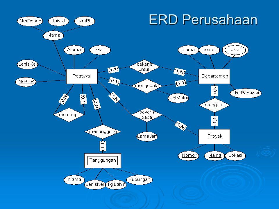 ERD Perusahaan