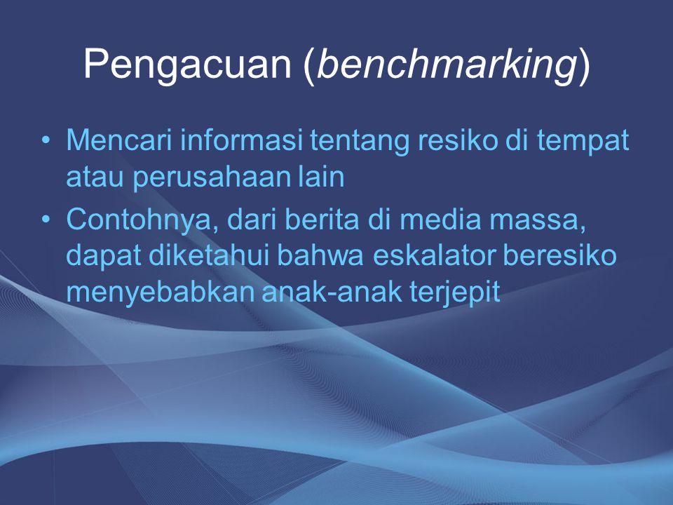 Pengacuan (benchmarking)