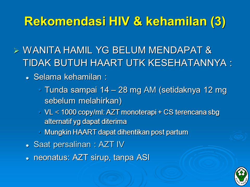 Rekomendasi HIV & kehamilan (3)