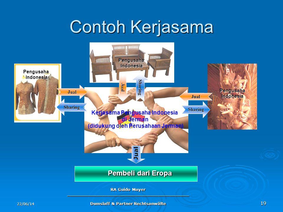 Kerjasama Pengusaha Indonesia (didukung oleh Perusahaan Jerman)