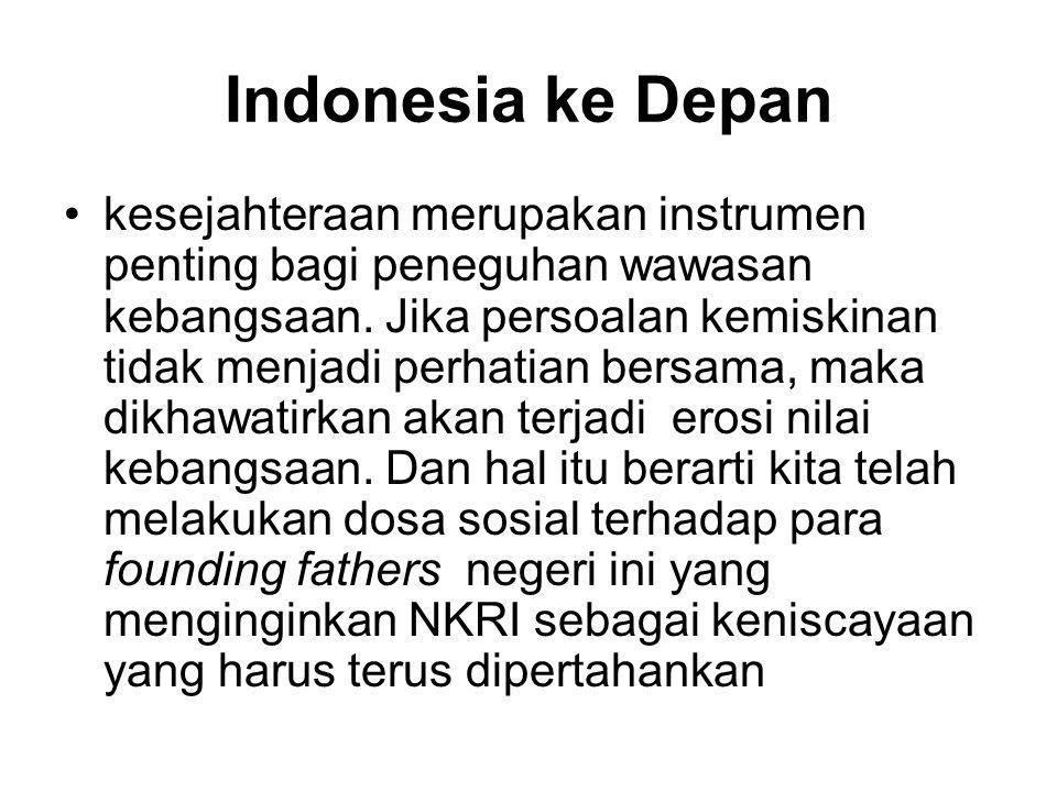 Indonesia ke Depan
