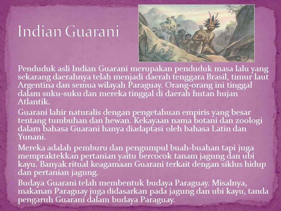 Indian Guarani