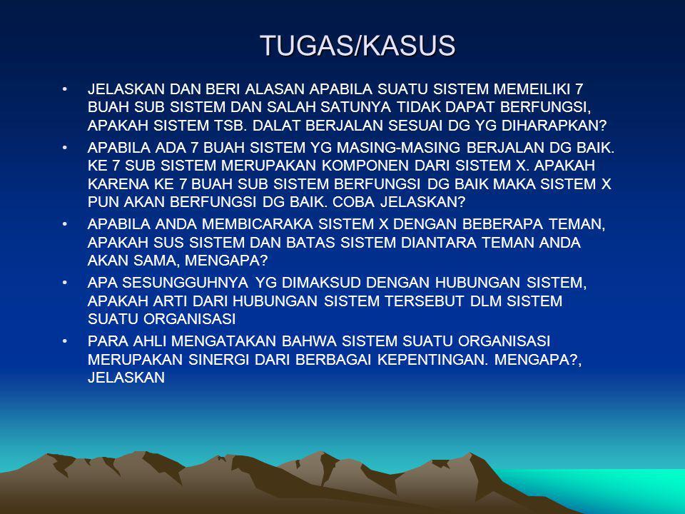 TUGAS/KASUS