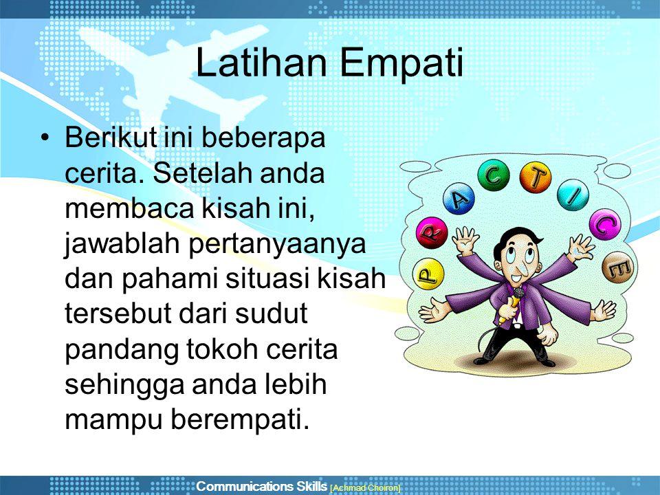 Latihan Empati