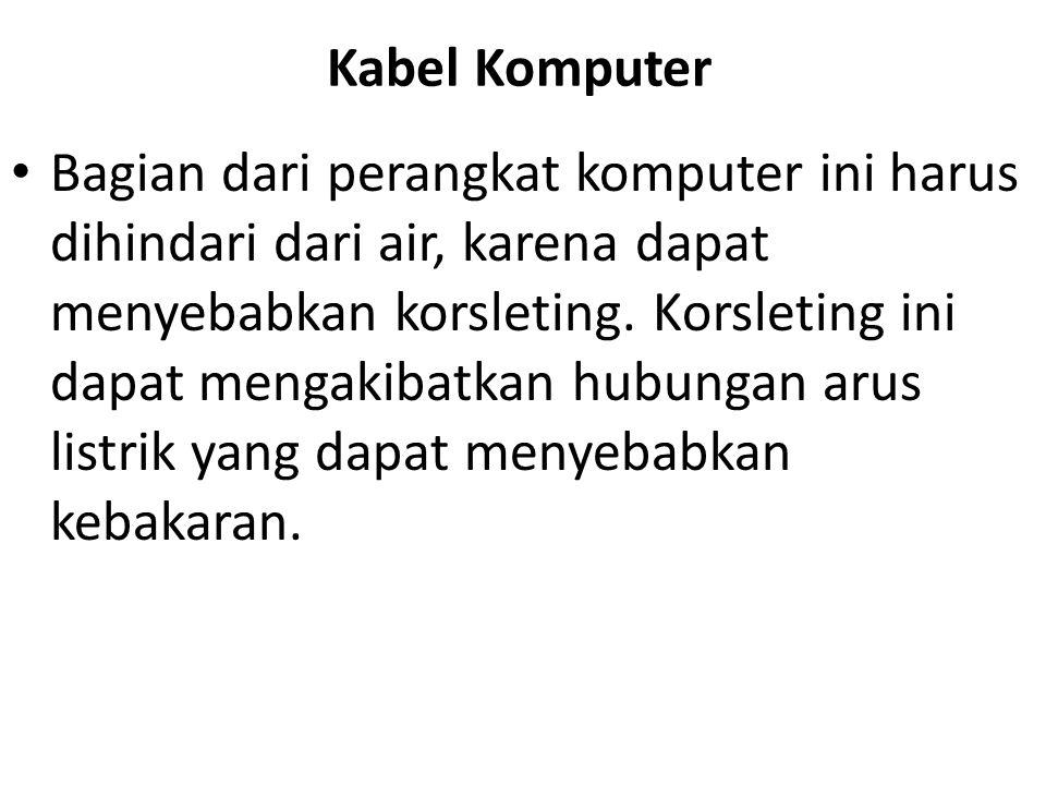 Kabel Komputer