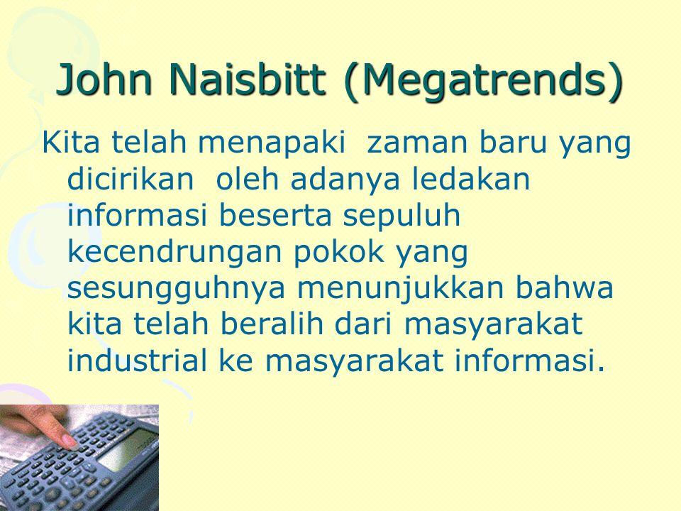 John Naisbitt (Megatrends)