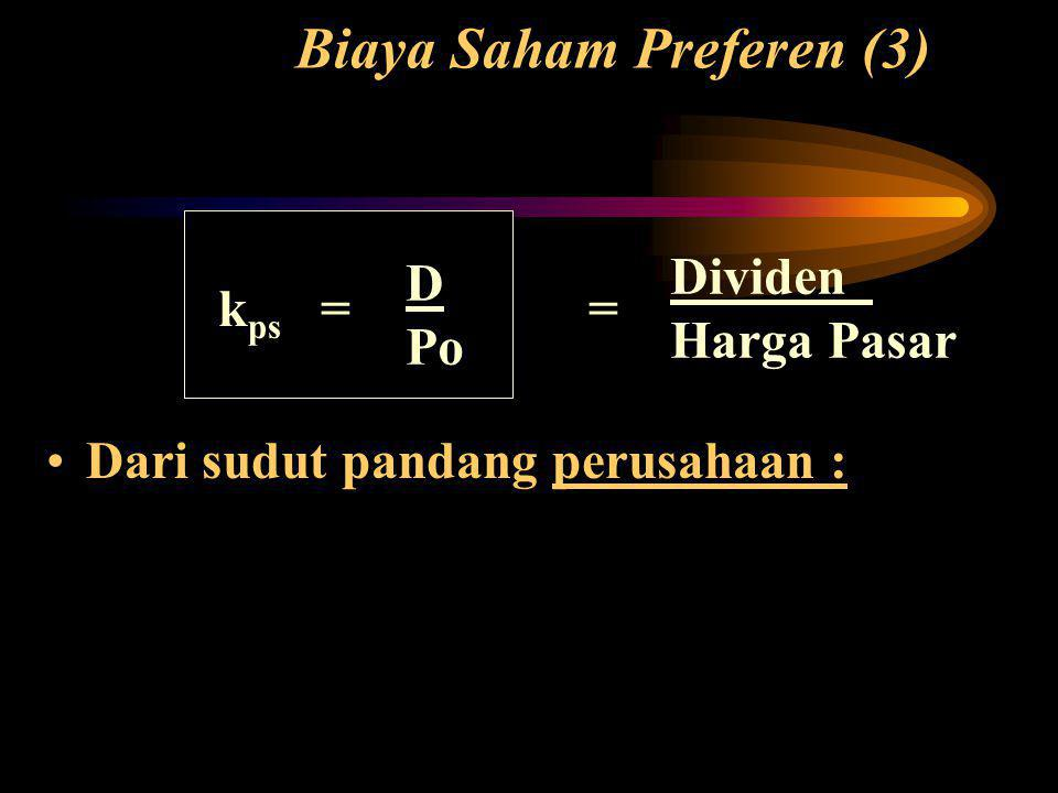 Biaya Saham Preferen (3)