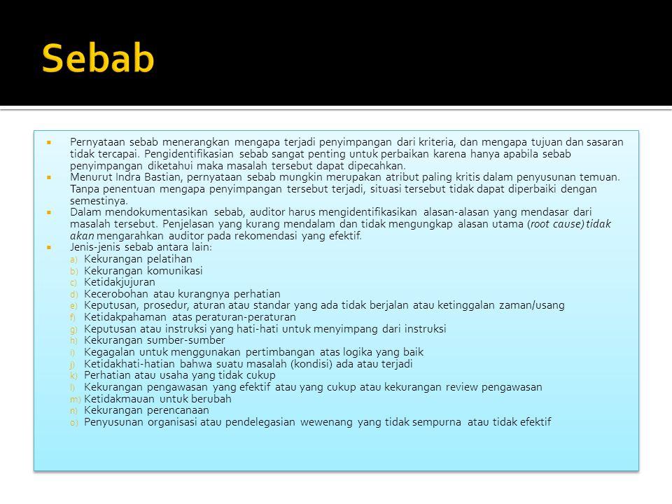 Sebab