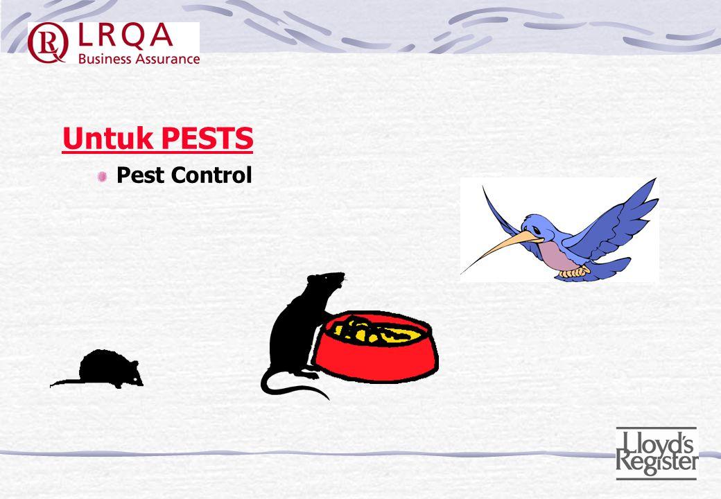 Untuk PESTS Pest Control