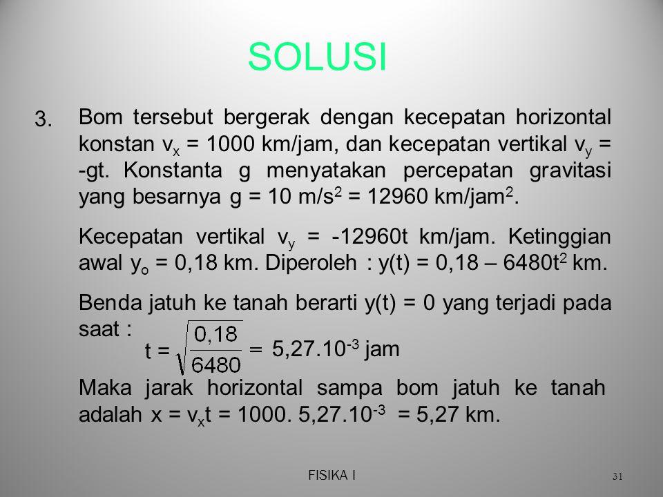 SOLUSI 3.