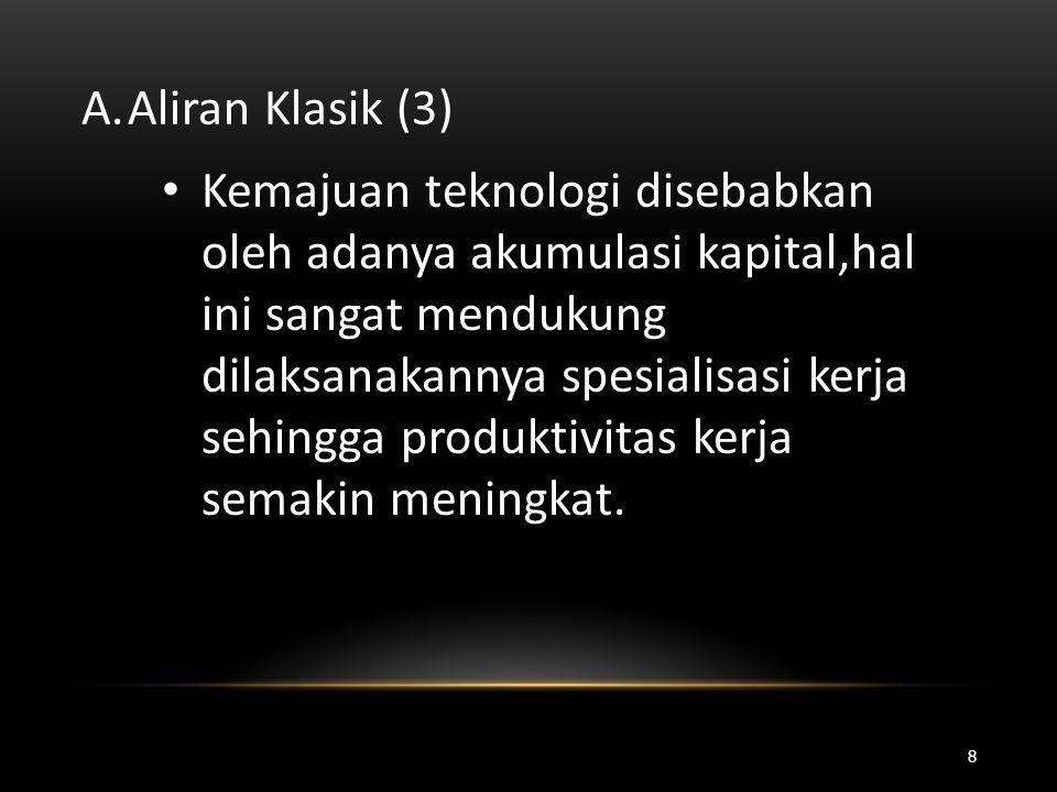 Aliran Klasik (3)