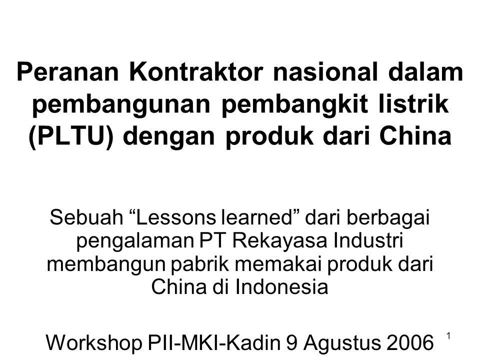 Workshop PII-MKI-Kadin 9 Agustus 2006