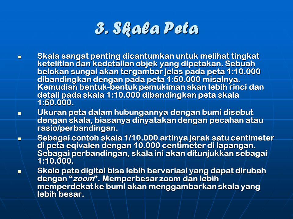 3. Skala Peta