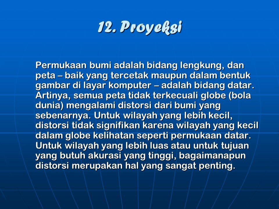 12. Proyeksi