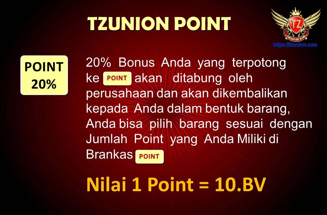TZUNION POINT
