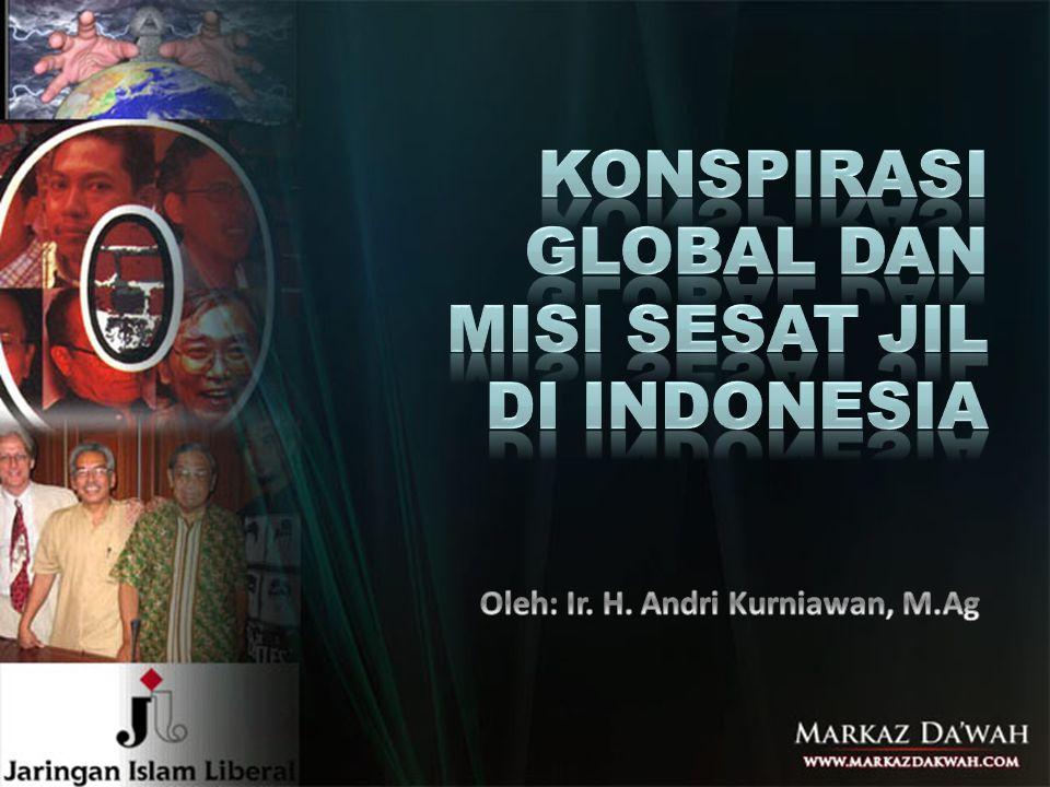 MISI SESAT JIL di INDONESIA
