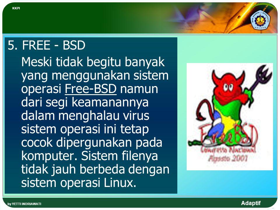 KKPI 5. FREE - BSD.