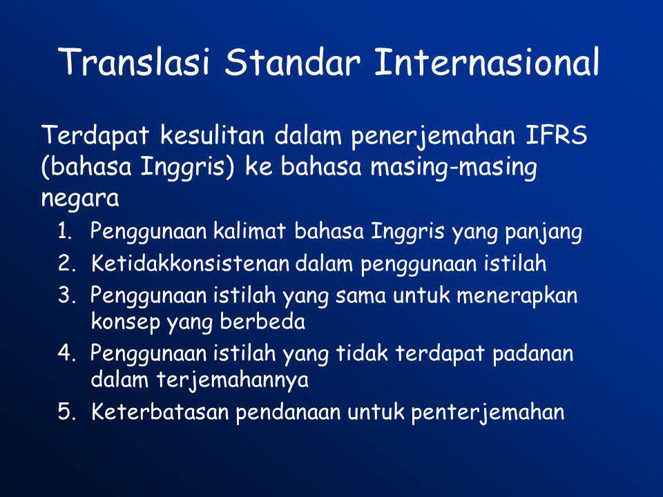 Translasi Standar Internasional