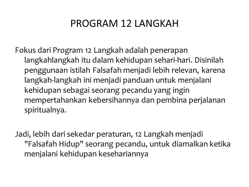 PROGRAM 12 LANGKAH