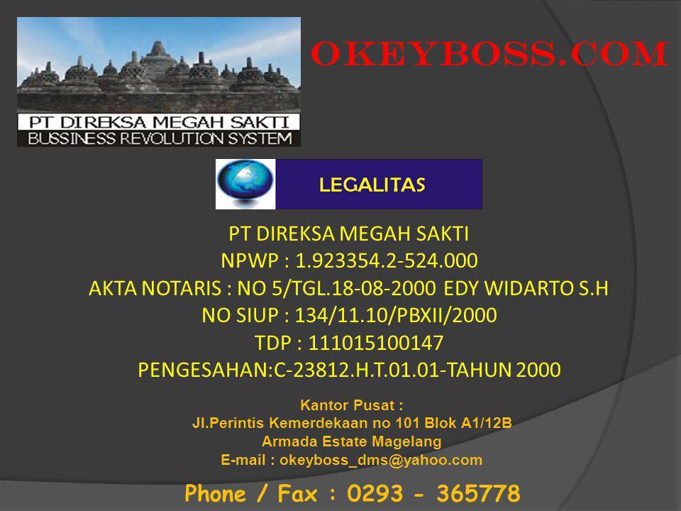 Okeyboss.com