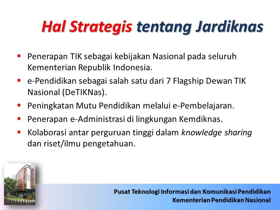 Hal Strategis tentang Jardiknas