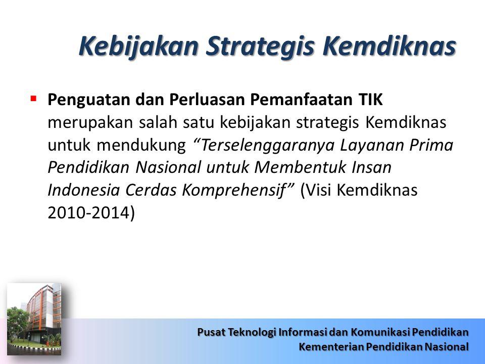 Kebijakan Strategis Kemdiknas