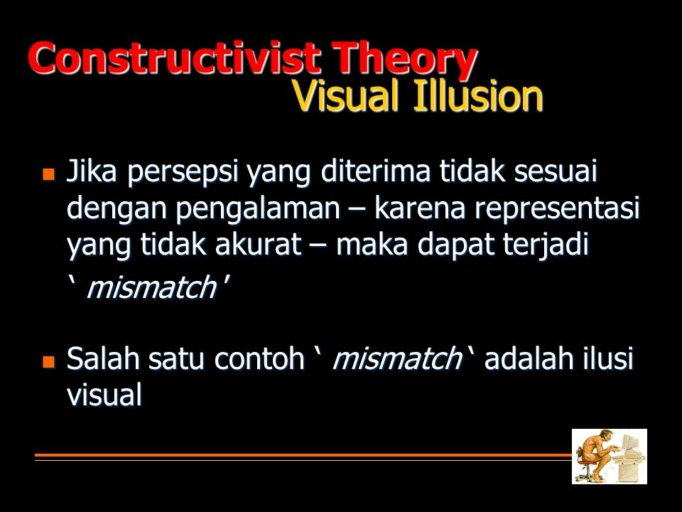 Constructivist Theory Visual Illusion