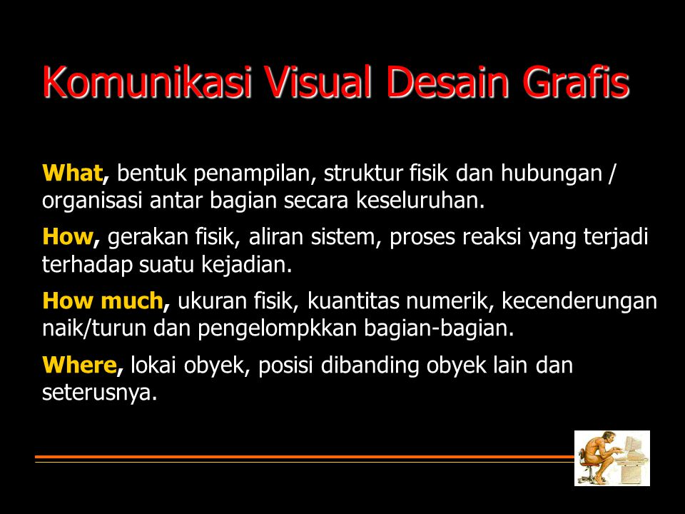 Komunikasi Visual Desain Grafis