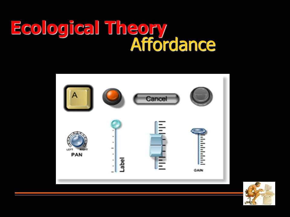 Ecological Theory Affordance