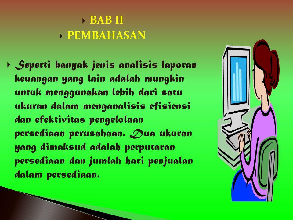 BAB II PEMBAHASAN.