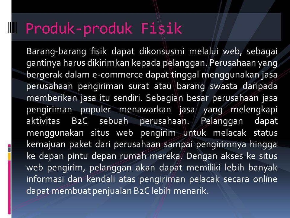 Produk-produk Fisik